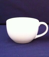 1 Large Pampered Chef Simple Additions White Mug Soup Bowl Dinnerware Kitchen