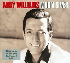 Moon River [Not Now Music] [Box] by Andy Williams (CD, 2013, 3 Discs, Not Now...