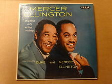 "LP 12"" / MERCER ELLINGTON - STEPPING INTO SWING SOCIETY (CORAL, US)"