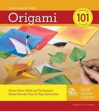 Origami 101: Master Basic Skills and Techniques Easily through Step-by-Step