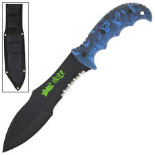 Deep Shadows Zombie Killer Hunter Fixed Blade Outdoor Knife