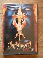 WWE JUDGEMENT DAY DVD VIDEO SMACK DOWN WRESTLING JOHN CENA UNDERTAKER