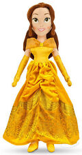 Disney Store Beauty and the Beast Princess BELLE Large Stuffed Plush Doll NEW