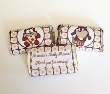 50 TAZ BABY LOONEY TUNES MINI CANDY BAR WRAPPERS PARTY FAVORS