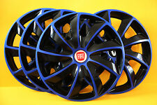 "15"" Fiat Punto,Stilo,Doblo,Multipla...wheel trims, Hub Caps, Covers ,Quantity 4"