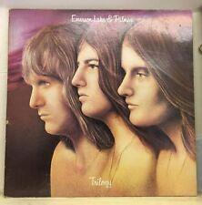 EMERSON LAKE & PALMER Trilogy UK  Vinyl LP EXCELLENT CONDITION ELP