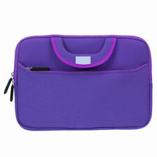 "Neoprene Sleeve Case Cover Pocket Bag Handle for Dell 11.6"" 13"" 13.3"" Laptop"