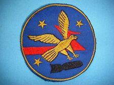 BE PATCH USAF 526th BOMBARDMENT SQUADRON 4042nd STRATEGIC WING