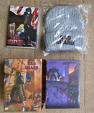 Gad Guard Volume One 1 Limited Edition DVD Set Anime OOP + Bonus Hat & Slip Case