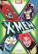 X-Men Season 3 4 X Set de DVDs ( Marvel ) nuevo precintado