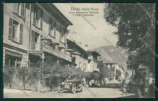 Cuneo Tenda Valle Roia Auto cartolina QK4877