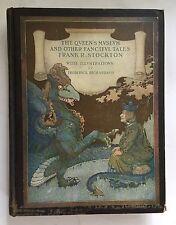 QUEEN'S MUSEUM...FANCIFUL TALES STOCKTON FREDERICK RICHARDSON ART NOUVEAU DRAGON