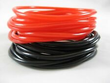 New High Quality 20 Piece Black and Red Jelly Bracelet Set #B1099A