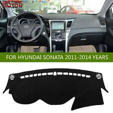 For Hyundai Sonata 2011 - 2014 Inner Dashboard Dash Mat DashMat Sun Cover Pad