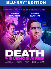 Death in Buenos Aires  Blu-Ray NEW