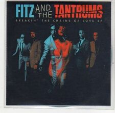 (EJ239) Fitz & The Tantrums, Breakin' The Chains of Love EP - 2011 DJ CD