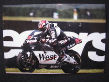 Photo West Honda Pons NSR500 2002 #65 Loris Capirossi (ITA) Dutch TT Assen