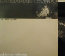 BARBARIAN LOVERS - Fatal Embrace ~ VINYL LP