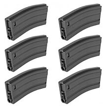 SET 6 CARICATORI M4 DA 300 PALLINI CYBERGUN 185115 AIRSOFT M4 MAG BOX