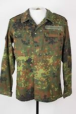 KOHLER GMBH /91 GERMAN ARMY FLECKTARN CAMO BDU UNIFORM SHIRT MILITARY GR8
