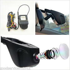 Wireless Full HD 1080P 160° Wide Angle Car Hidden Camera DVR Recorder Tachograph