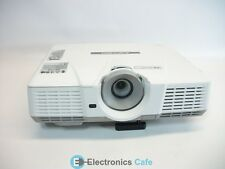 Mitsubishi XD510U 2000:1 2600Lumens DLP Video Projector w/Lamp *See Description*