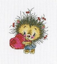 """Counted Cross Stitch Kit RTO - """"Kind Heart"""""""