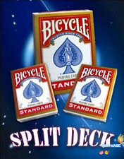 New Arrivals Split Deck - Magic Trick,Card Magic,Gimmick,Illusion,Easy to do