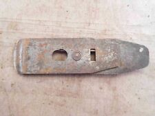 "Iron Cutter & Bailey Stamp Iron Cap Stanley No. 1 Early ""J"" Trademark (G969A)"