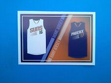 2016-17 Panini NBA Sticker Collection n.352 Jersey Phoenix Suns