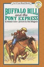 Buffalo Bill And The Pony Express (Turtleback School & Library Binding-ExLibrary