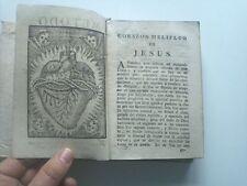 1757 Metodo Practico Para Hablar con Dios por el Padre Antonio Franc, Barcelona
