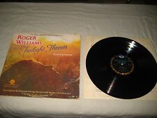 The Longines Symphonette Society Roger Williams  Album G Cover G  SYS5329 record