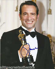 ACTOR JEAN DUJARDIN SIGNED WOLF OF WALL STREET 8X10 PHOTO B COA THE ARTIST PROOF