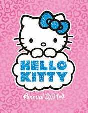 Hello Kitty - Annual 2014 by HarperCollins Publishers (Hardback, 2013)