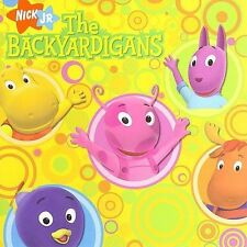 NEW - Backyardigans Groove to the Music by Various