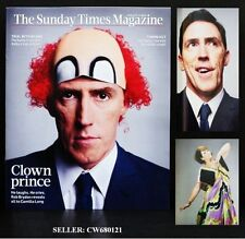 THE SUNDAY TIMES MAGAZINE - ROB BRYDON INTERVIEW - AUGUST 2012