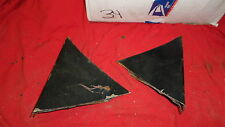 1970-1981 1971 1972 CAMARO REAR HOOD CORNER CUT OFF BODY REPAIR PANEL RIGHT LEFT