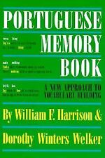Portuguese Memory Book : A New Approach to Vocabulary Building by William F....