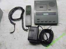 Dictaphone 1740D Desktop Mini Cassette Dictation Inc. Warranty - Reconditioned