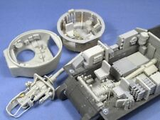 Resicast 1:35 Sherman M4A4 interior Conversion kit for TASCA-Asuka M4A4 #351213