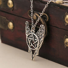 Fashionable Retro Style Pentagram Talisman Necklace To Ward Off Bad Luck