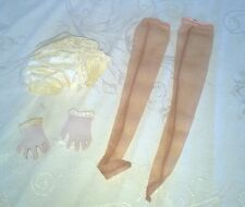 VINTAGE MADAME ALEXANDER CISSY ELISE DOLL PANTIES, GLOVES & STOCKINGS $27.99