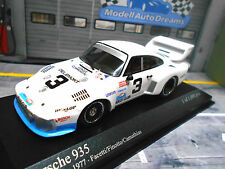 PORSCHE 935 Turbo Daytona 1977 Jolly Club Finotto Facetti #3 Minichamps SP 1:43