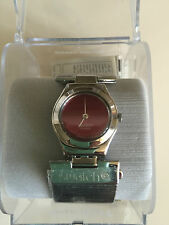 """SWATCH WATCH """"PASSION D'UNE NUIT"""" VERY RARE NEW COLLECTABLE MINT YSS19OHA NIB"""