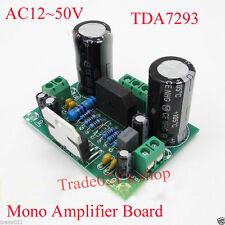 TDA7293 85W 100W Mono Audio AMP Amplifier Board ± AC12~50V