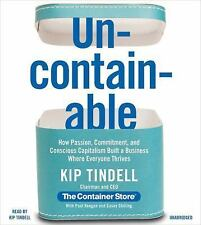 New Audio Book Uncontainable Kip Tindell The Container Store Unabridged 6 CDs