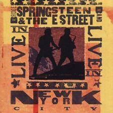 BRUCE SPRINGSTEEN Live in New York City 2 CD set * E Street Band BONUS TRACKS