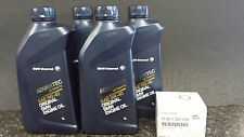BMW Motorcycle Oil Change Kit - R1200 GS(Water-Boxer)14-15 - BMW 05W-40 ADVANTEC