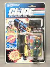 Vintage Big Bear Oktober Guard Anti Armor Specialist GI Joe 1992 Carded MOC NEW